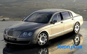 Бентли (BENTLEY)  Континенталь (CONTINENTAL FLYING SPUR)