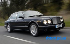 Запчасти на Бентли (BENTLEY) - BENTLEY ARNAGE купе