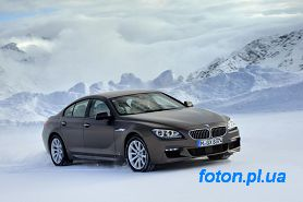БМВ (BMW)  6 Gran Coupe (F06)
