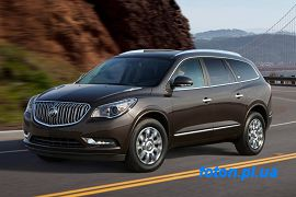 Запчасти на Бьюик (BUICK) - BUICK ENCLAVE