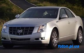 Запчасти на Кадиллак (CADILLAC) - CADILLAC CTS
