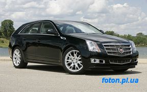 Запчасти на Кадиллак (CADILLAC) - CADILLAC CTS Sport Wagon