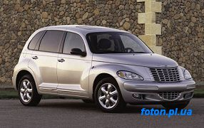 Крайслер (CHRYSLER)  PT CRUISER (PT_)