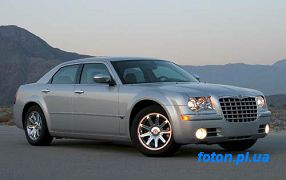 Крайслер (CHRYSLER)  300 C (LX)