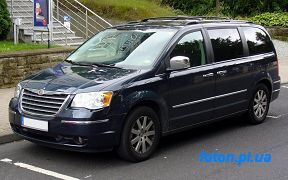 Крайслер (CHRYSLER)  Гранд Вояж 5 (GRAND VOYAGER V (RT))