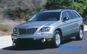 Крайслер (CHRYSLER)  PACIFICA