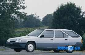 Ситроен (CITROEN)  BX Break (XB-_)