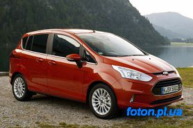 Запчасти на Форд (FORD) - FORD B-MAX