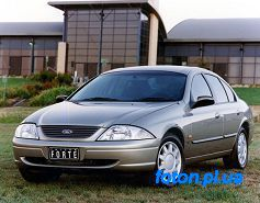 Запчасти на Форд (FORD) - FORD FALCON Turnier