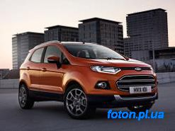 Запчасти на Форд (FORD) - FORD ECOSPORT
