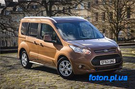 Запчасти на Форд (FORD) - FORD TOURNEO CONNECT / GRAND TOURNEO CONNECT Kombi