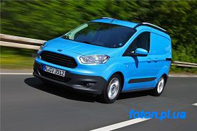 Запчасти на Форд (FORD) - FORD TRANSIT COURIER фургон