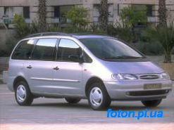 Запчасти на Форд (FORD) - FORD GALAXY