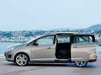 Запчасти на Форд (FORD) - FORD GRAND C-MAX Van