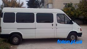Запчасти на Форд (FORD) - FORD TRANSIT автобус