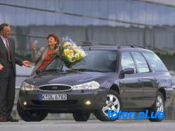 Запчасти на Форд (FORD) - FORD MONDEO II Clipper