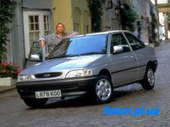 Запчасти на Форд (FORD) - FORD ESCORT 91 Express