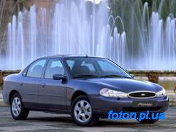 Запчасти на Форд (FORD) - FORD MONDEO II седан