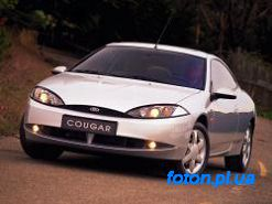 Запчасти на Форд (FORD) - FORD COUGAR
