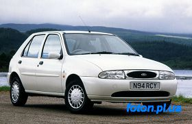 Запчасти на Форд (FORD) - FORD COURIER фургон