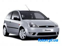 Запчасти на Форд (FORD) - FORD FIESTA V