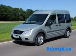 Запчасти на Форд (FORD) - FORD TOURNEO CONNECT