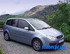 Запчасти на Форд (FORD) - FORD FOCUS C-MAX