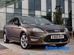 Запчасти на Форд (FORD) - FORD MONDEO IV седан