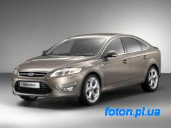 Запчасти на Форд (FORD) - FORD MONDEO IV