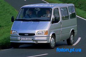 Запчасти на Форд (FORD) - FORD TRANSIT TOURNEO