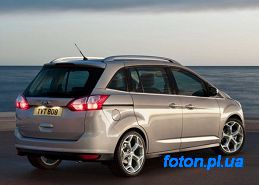 Запчасти на Форд (FORD) - FORD GRAND C-MAX