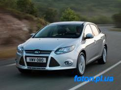 Запчасти на Форд (FORD) - FORD FOCUS III седан