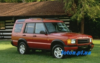 Запчасти на Лэнд Ровер (LAND-ROVER) - LAND-ROVER DISCOVERY II