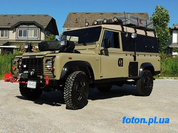Запчасти на Лэнд Ровер (LAND-ROVER) - LAND-ROVER DEFENDER Station Wagon
