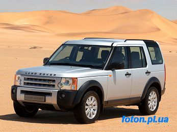 Запчасти на Лэнд Ровер (LAND-ROVER) - LAND-ROVER DISCOVERY III