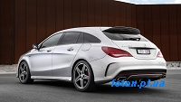 Мерседес (MERCEDES-BENZ)  CLA Shooting Brake (X117)