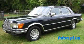Мерседес (MERCEDES-BENZ)  116 (S-CLASS (W116))