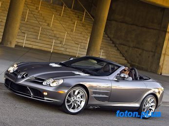 Мерседес (MERCEDES-BENZ)  SLR ROADSTER (R199)