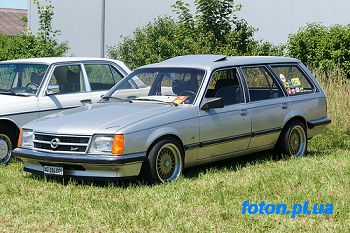 Опель (OPEL)  Командор С (COMMODORE C универсал (61))