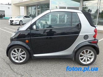 Запчасти на Смарт (SMART) - SMART FORTWO Cabrio