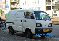 Сузуки (SUZUKI)  CARRY фургон